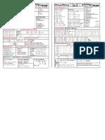Formulario Mate 1er Parcial Pag1,2