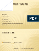 Ppt Referat Mycosis Fungoides
