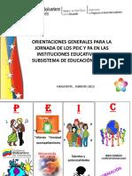 Peic Zona Educativa 25-06-13