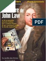 Pierre Jovanovic - L'Histoire de John Law