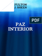 Fulton Sheen - Paz Interior - Libro PDF