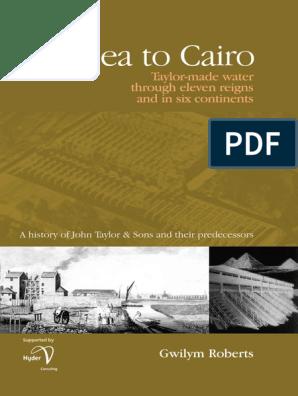 Roberts (2006) Chelsea to Cairo | Civil Engineering
