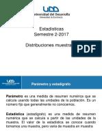 2017 08 21 Distribuciones Muestrales