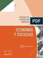 Economia y Sociedad - N 53 - Agosto 2017 - Paraguay - Portalguarani