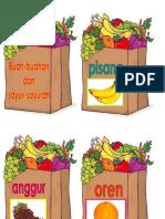 Buah n Sayur