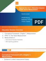 8.2.1 Education Session PS Measurement Sept 2017