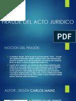 Fraude Del Acto Juridico Rosita