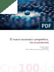 CRE100DO El Nuevo Escenario Competitivo, Ecosistemas
