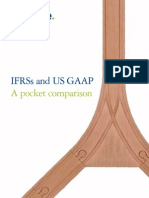IFRS and US GAAP - A Pocket Comparison 2008