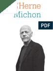 Cahier Pierre Michon
