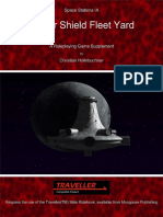 Traveller - Space Stations VII, Small Craft Construction Yard v1.1 (2014)