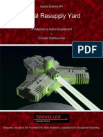 Traveller - Space Stations XII, Orbital Grand Hotel v1.1 (2015)
