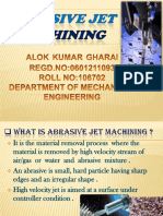 Presentation of Abrasive Jet Machining 120107073203 Phpapp02