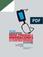 Géneros audiovisuales en el ciberespacio