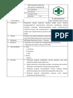5.6.2.1. SOP Pengarahan Kepadal Pelaksana Program
