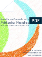 2017 Apostila Do Cursode Introduc3a7c3a3o Ao Mc3a9todo Montessori1