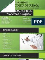CIrugia Pancreatitis