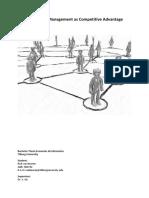 Knowledge Management as Competitive Advantage - Buuren (2)