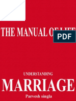 The Manual of Life Marriage