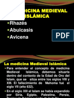 5ª Clase La Medicina Medieval Islamica (5)