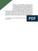 Processual Civil e Tributário