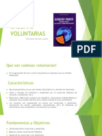 Cadenas Voluntarias