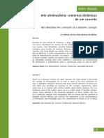 ARTIGO - Arte afrobrasileira contornos dinâmicos.pdf
