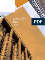 Monetary Policy Report Oct 2017
