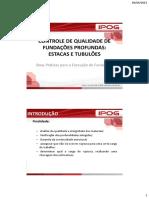 7 - Fundacoes Profundas - Controle de Qualidade 2015 v5