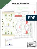plano de una ampliacion de parque