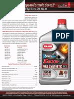 Elixir European Formula