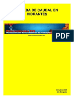 15 - Prueba Caudal Hidrantes Manual