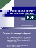Goleman Inteligencia Emocional en El Trabajo