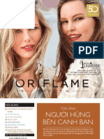 Catalogue My Pham Oriflame 11-2017