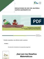 Propuesta Pedagógica_desafios Matemáticos