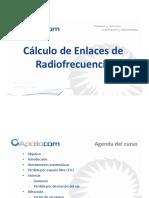 Curso Cálculo de Enlaces de radiofrecuencia