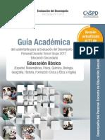 Guia Academica Actualizada para la educacion y procesos de aprendizaje