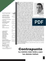 Revista Contra Punto Julio 2007
