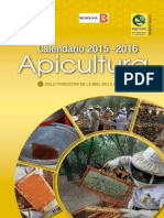 Calendario Apicola 2015