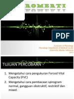 Asistensi Faal ( Spirometri ) Faal 2