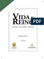 Vida y Reino de Jesús en Las Almas Cristianas(1)