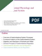 Gastrointestinal Secretion GI Motility Ch 20b Lecture Presentation