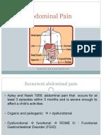 Abdominal Pain FK UNDIP
