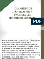 3.- Rof Del Minsa Reglamento de Organización y%5b1%5d