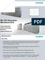 2016 MIA- 54 Medium Voltage Drives and Applications