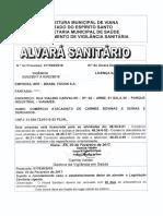 Licença Sanitária BRF.pdf
