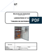 Tablero de Distribución (1)