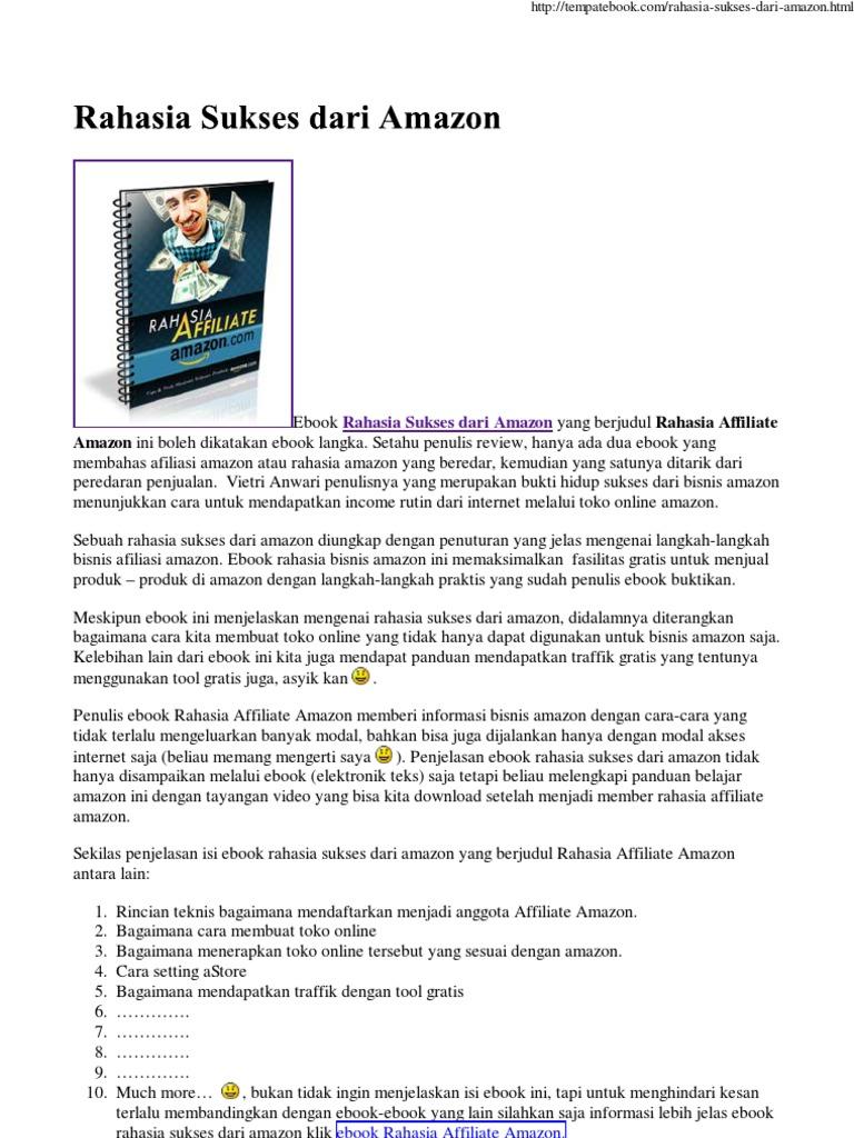 Ebook Belajar Bisnis Online