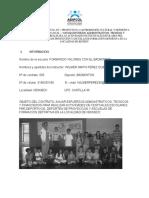 Informe Final Badminton