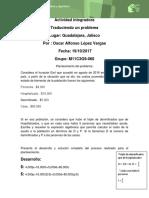 Lopezvargas Oscaralfonso M11S2 AI3 Traduciendo Un Problema